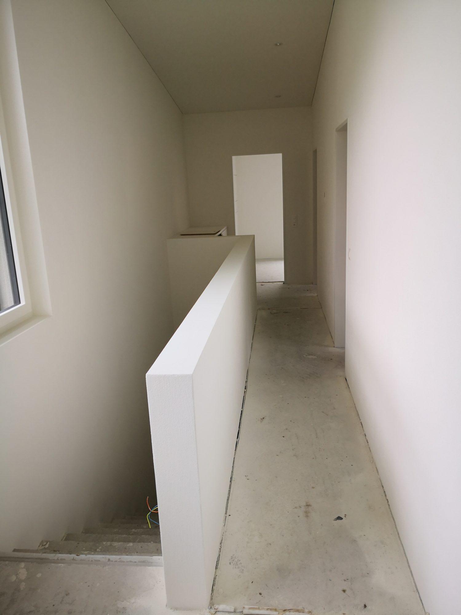 Neubau EFH, Sevelen