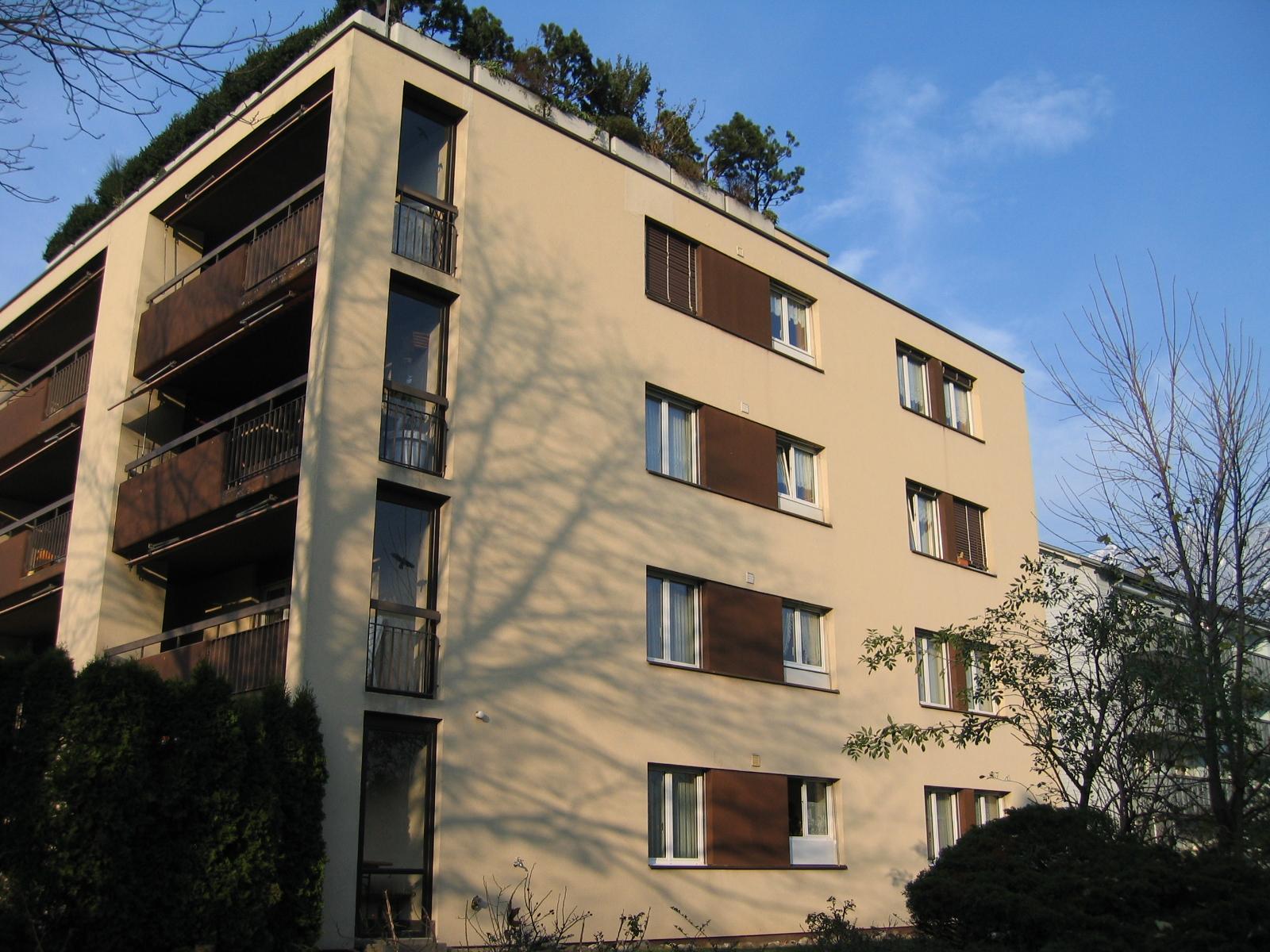 Fassadenputz MFH Sevelen